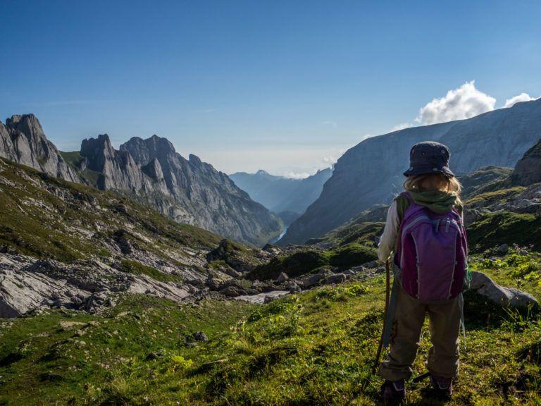 Den Alpstein mit Kindern erleben: 3 Tage Hüttenwandern vorbei am Zwinglipass und Fälensee