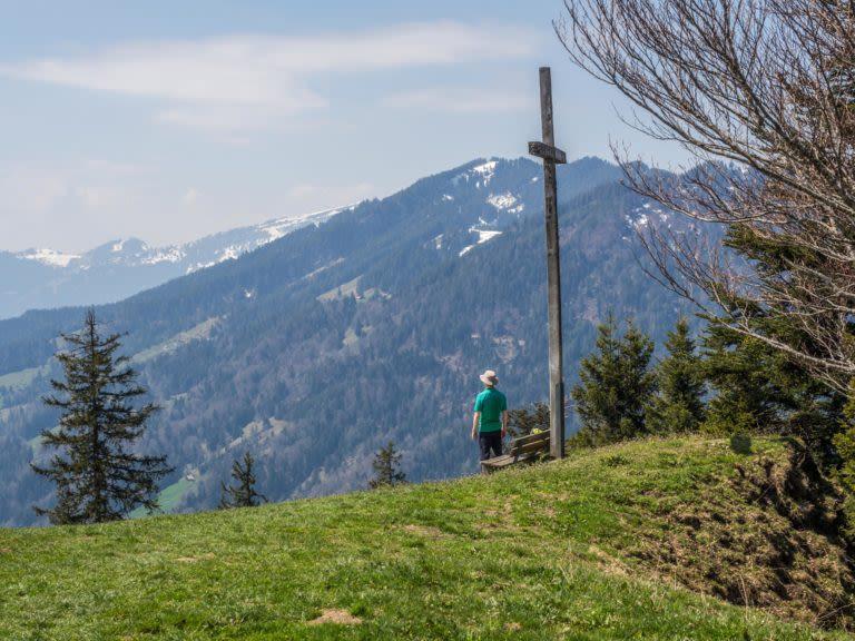 Der Morgartenberg: auf den Spuren einer Schlacht