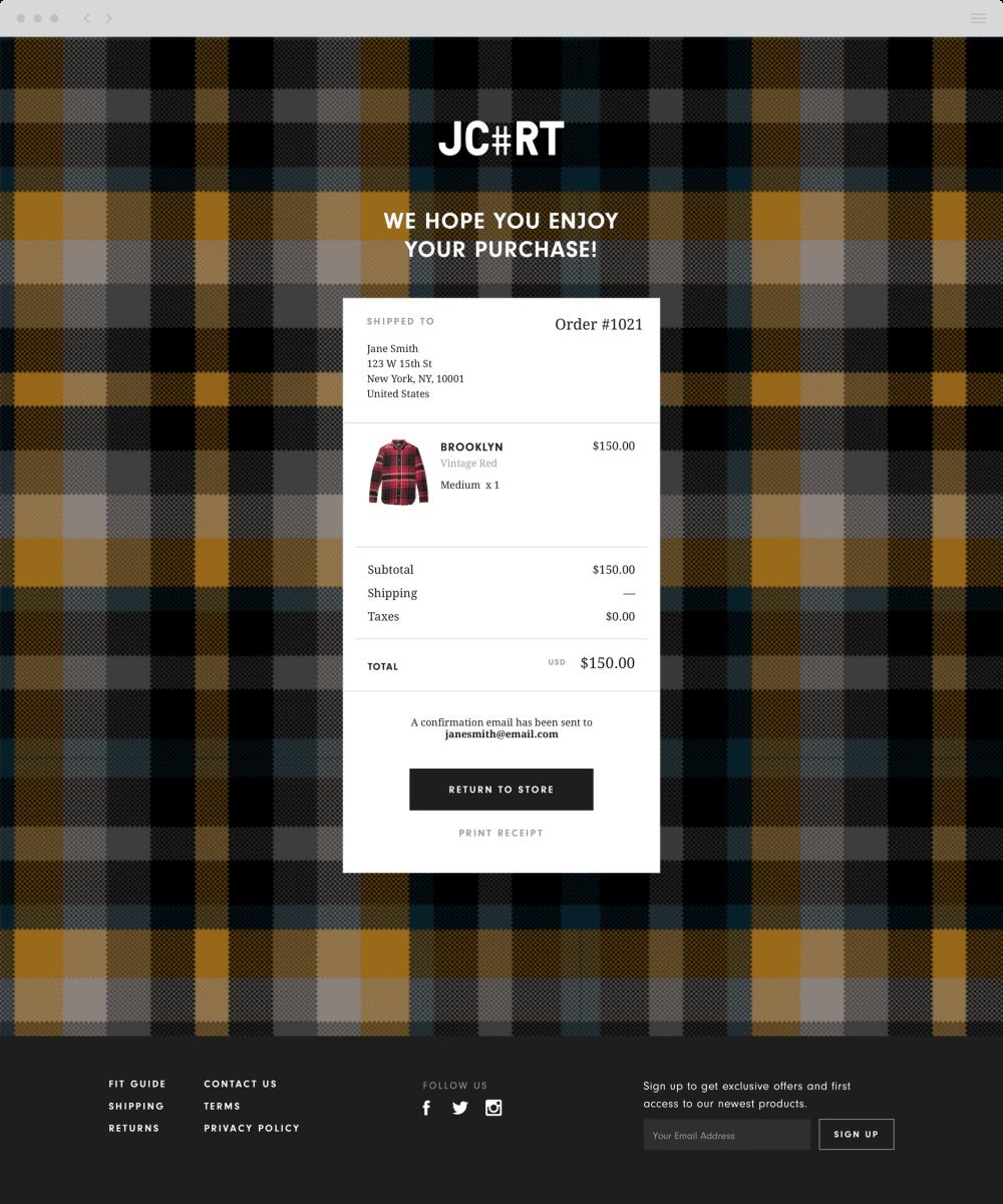 JCRT Image