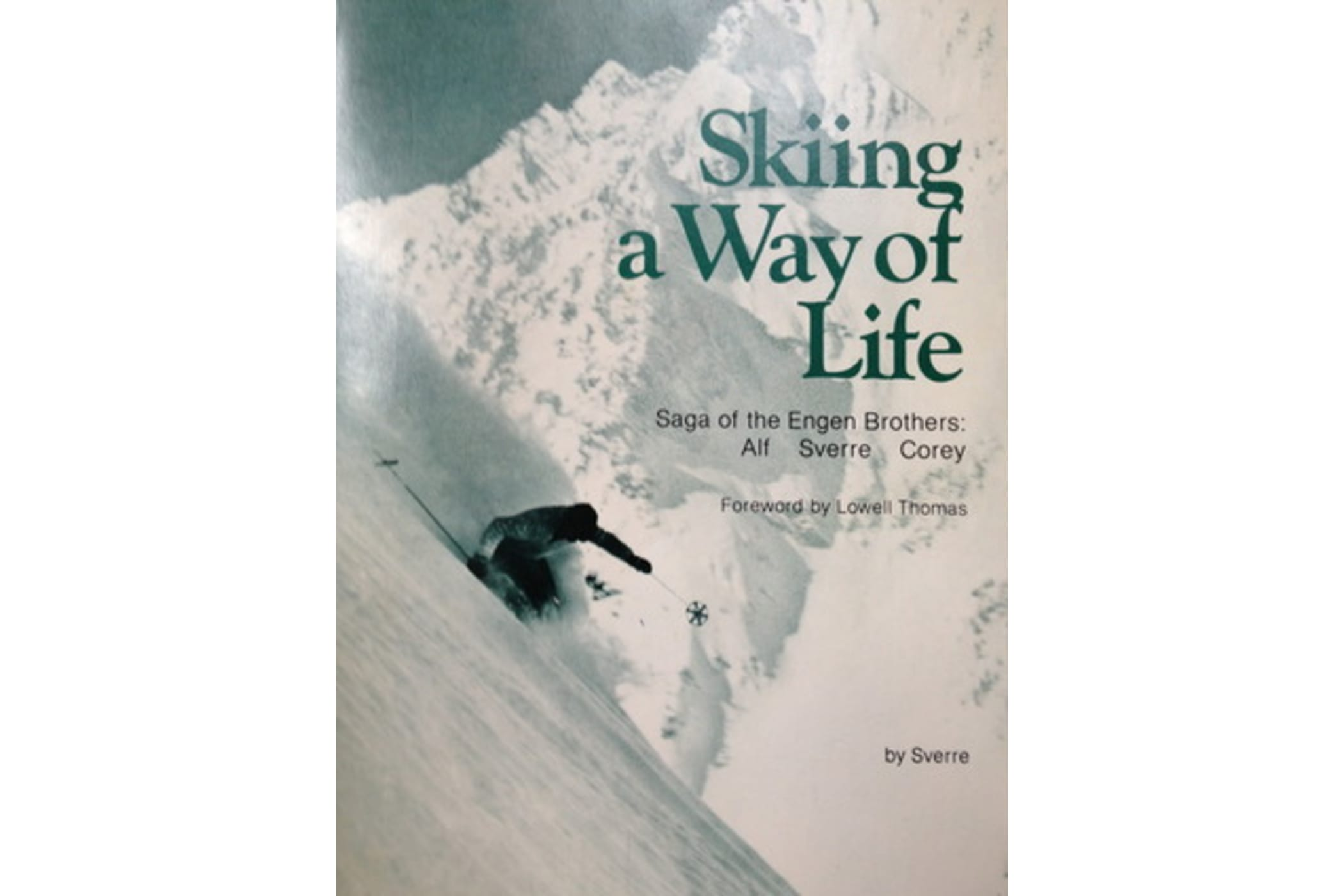 Skiing A Way of Life | Sverre