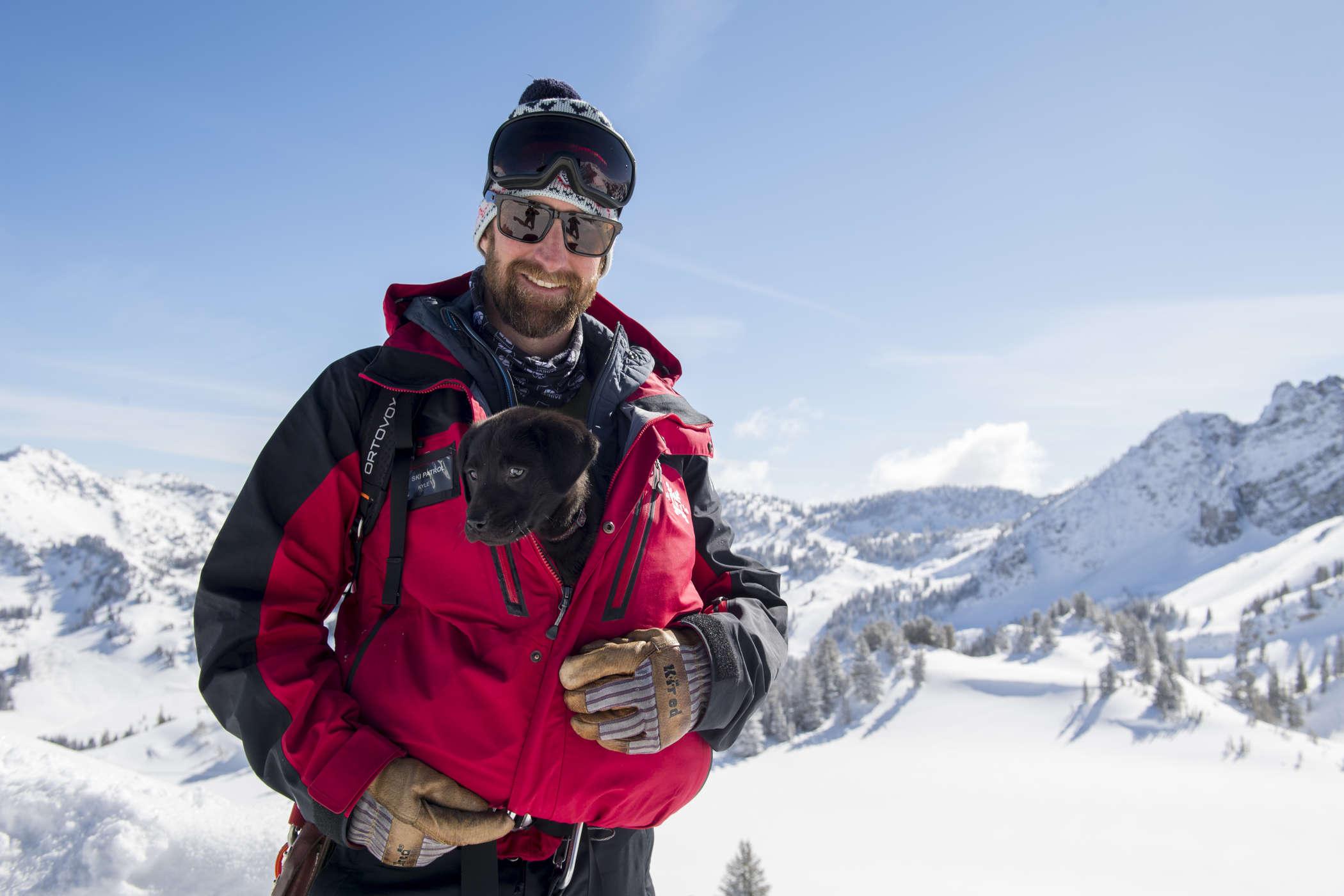 Alta Ski Patrol