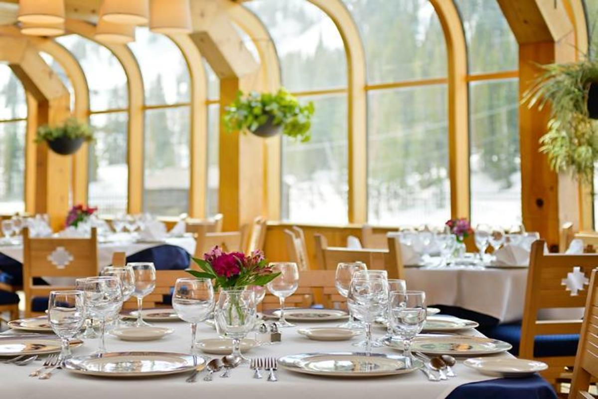 Alta Peruvian dining room