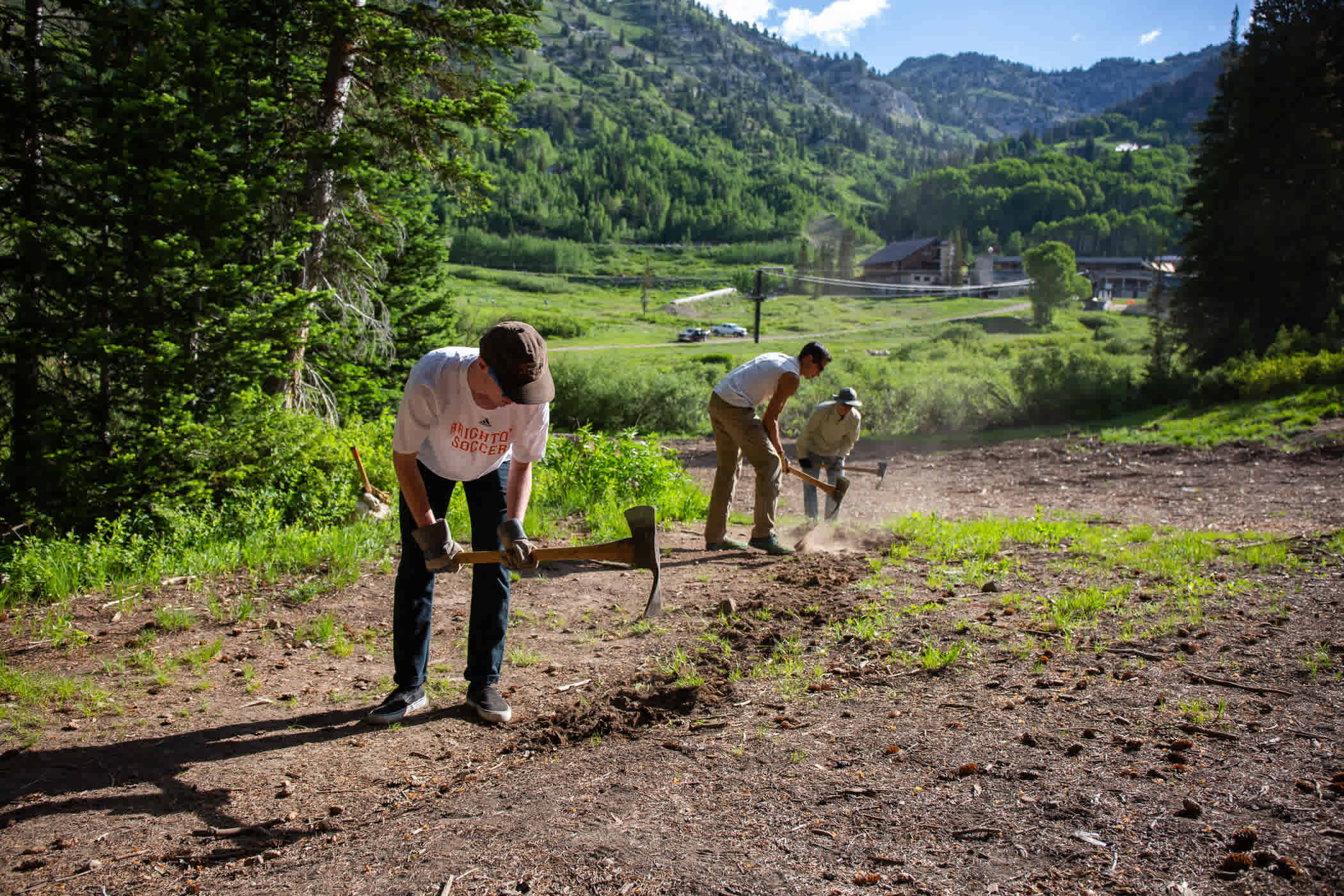 Town of Alta Restoration Day