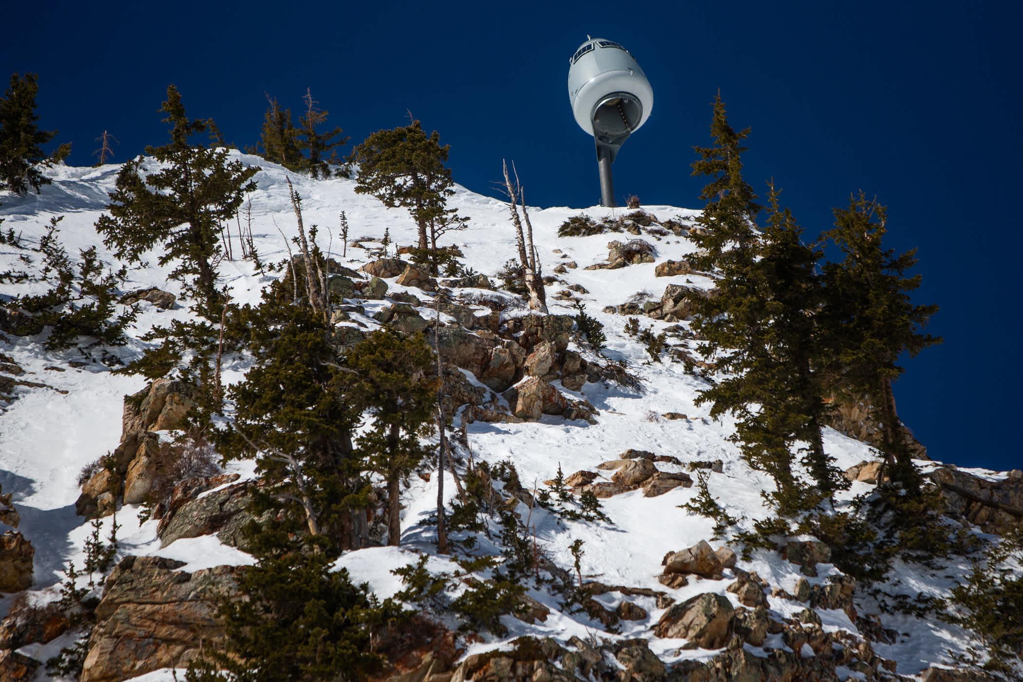 O'Bellx at Alta Ski Area