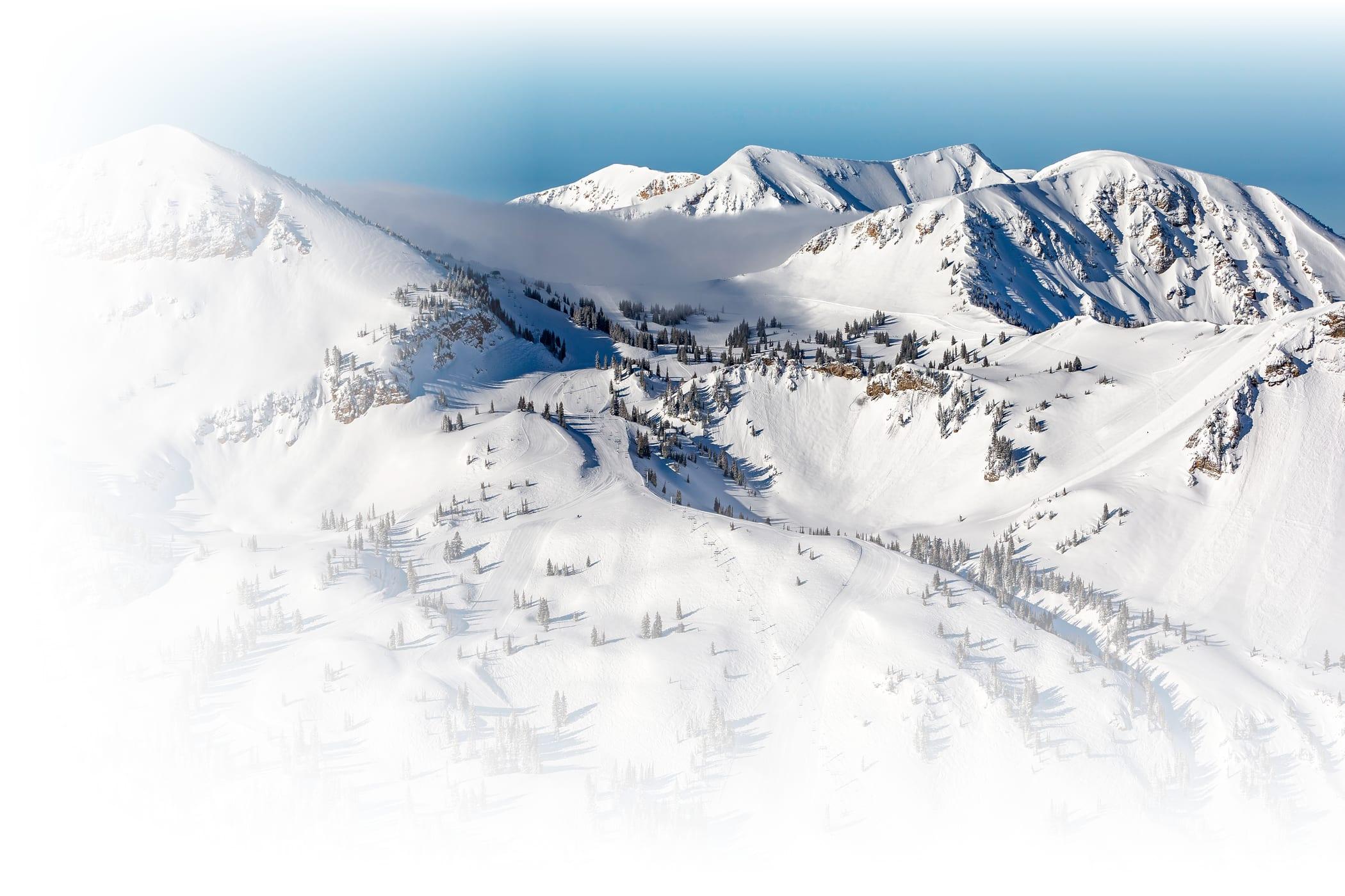 Alta and Snowbird