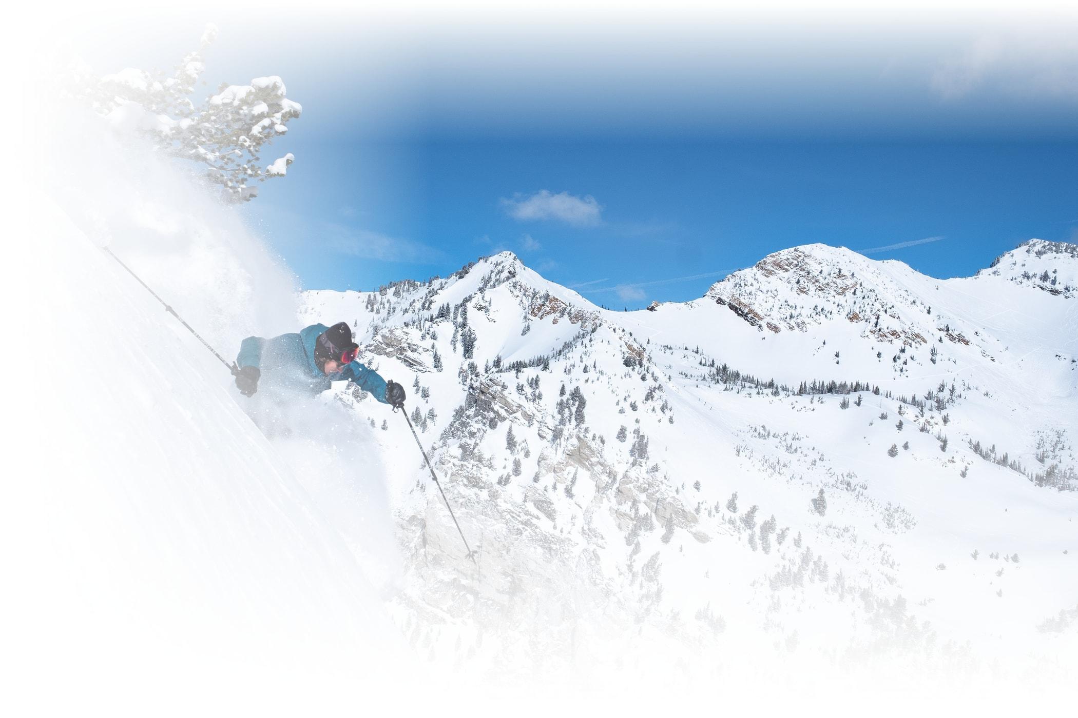 The 8 Steepest Ski Runs at Alta