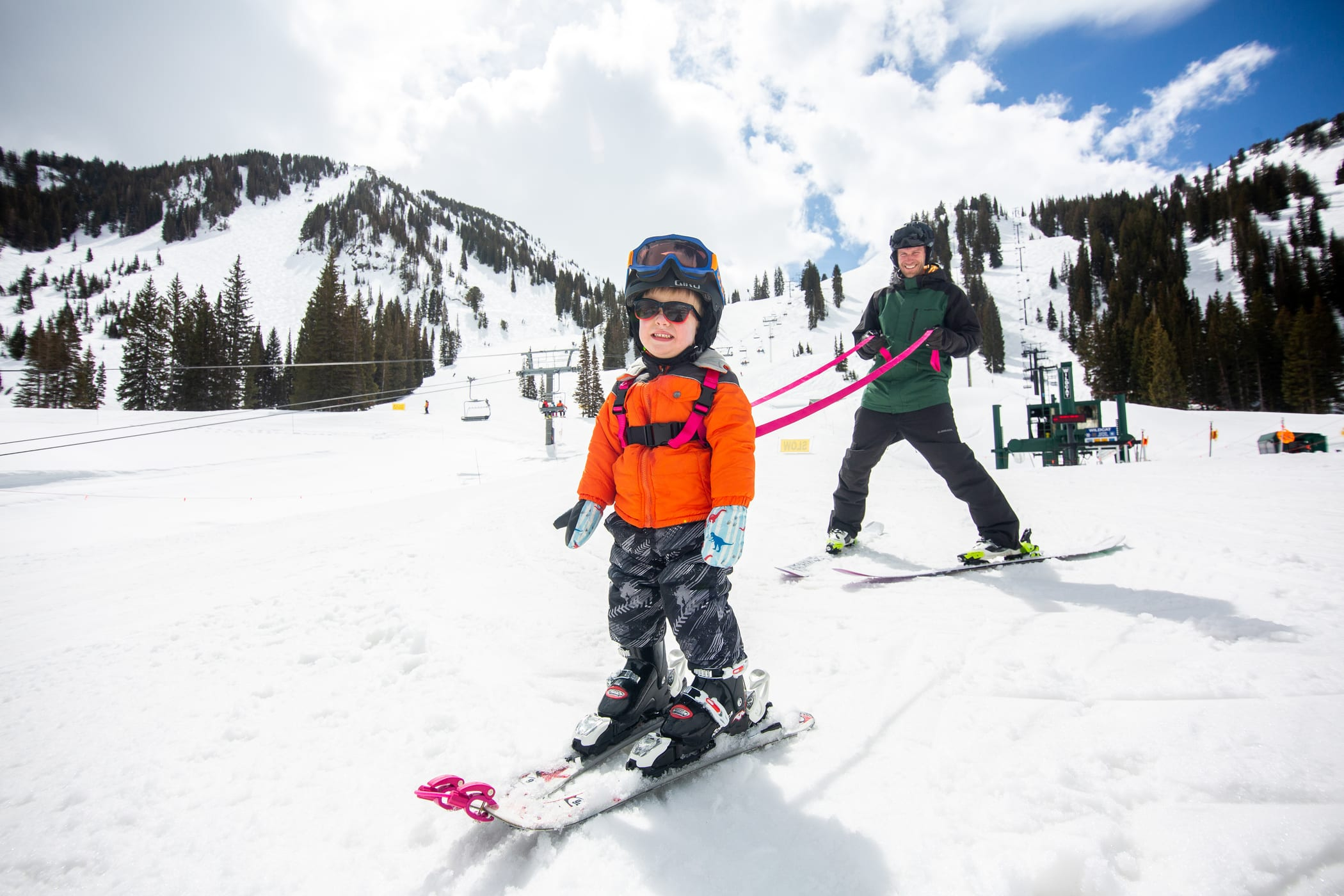 Great pass deals are available for children and teens.