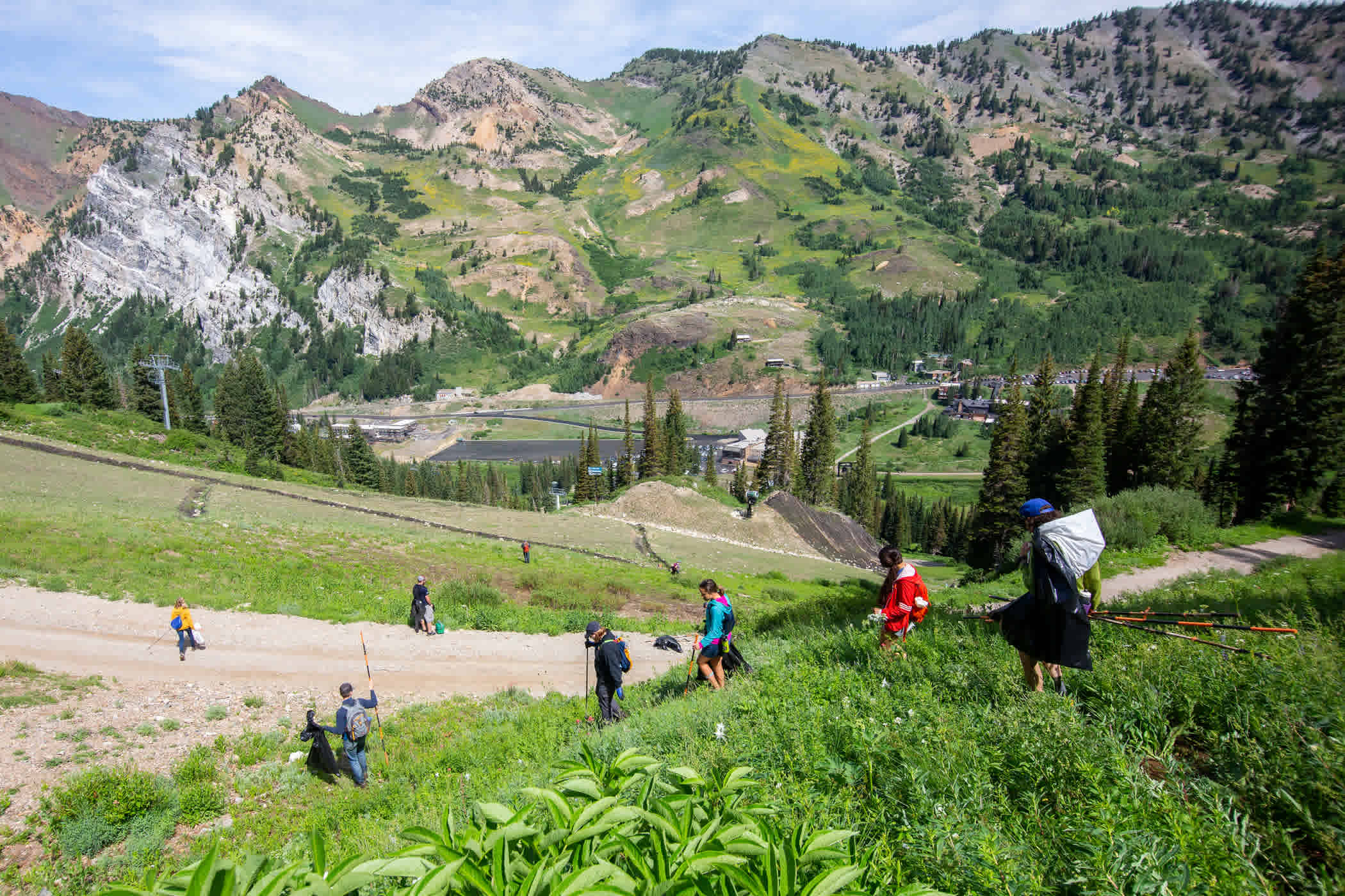 Alta Cleanup Day