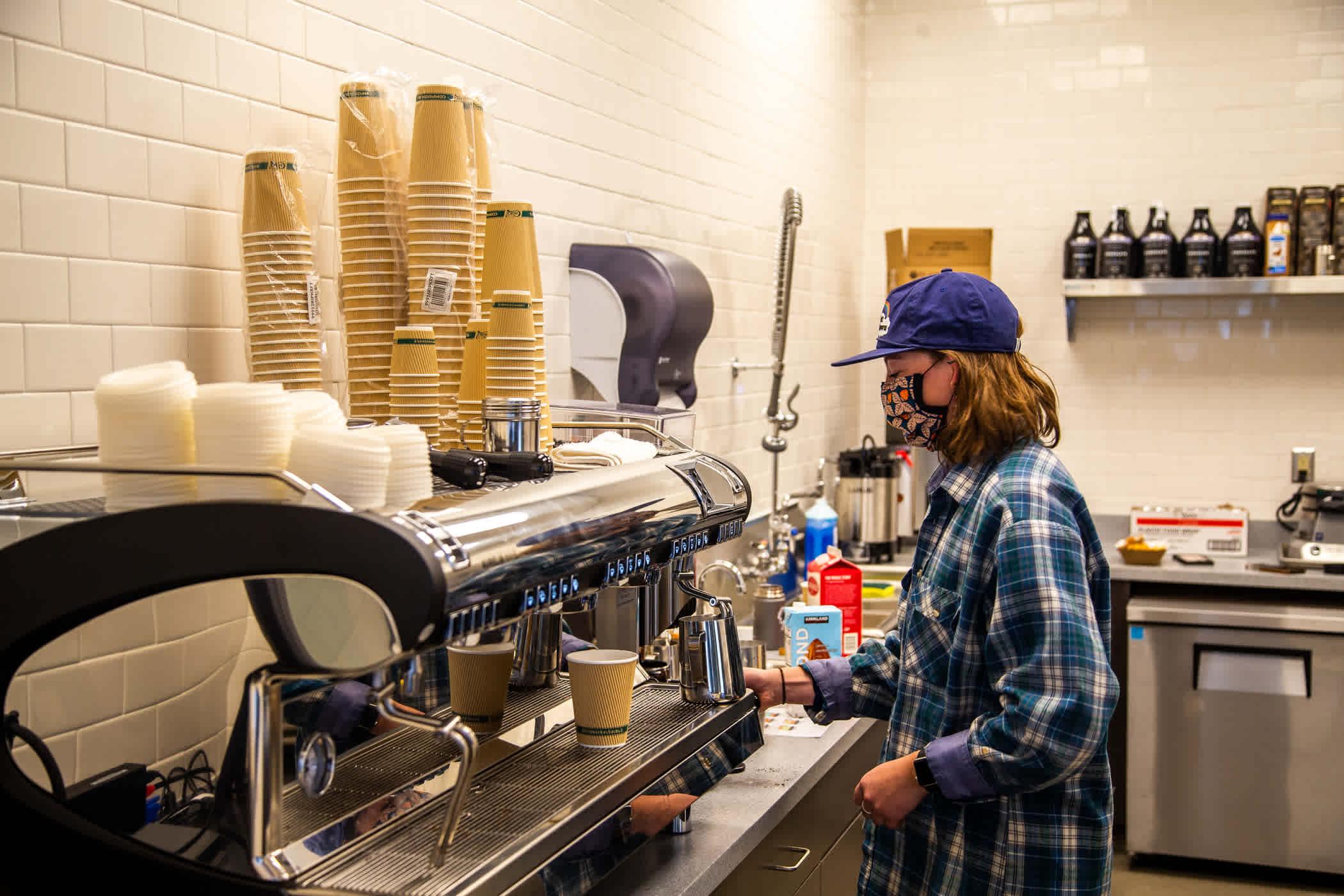 Cecret Coffee espresso, coffee and more