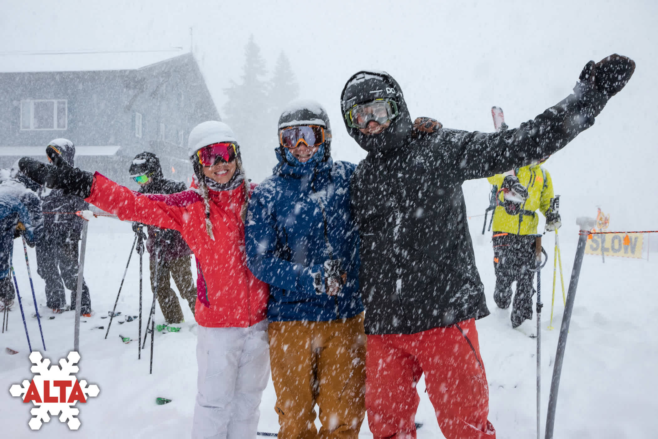 First Chair Storm Crew