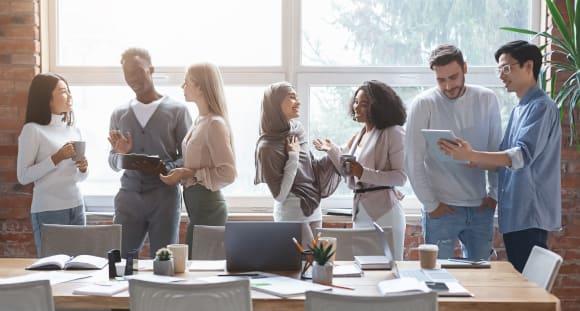 Solution Organizational Transformation