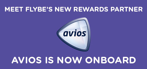 Avios - Flybe's frequent flyer partner
