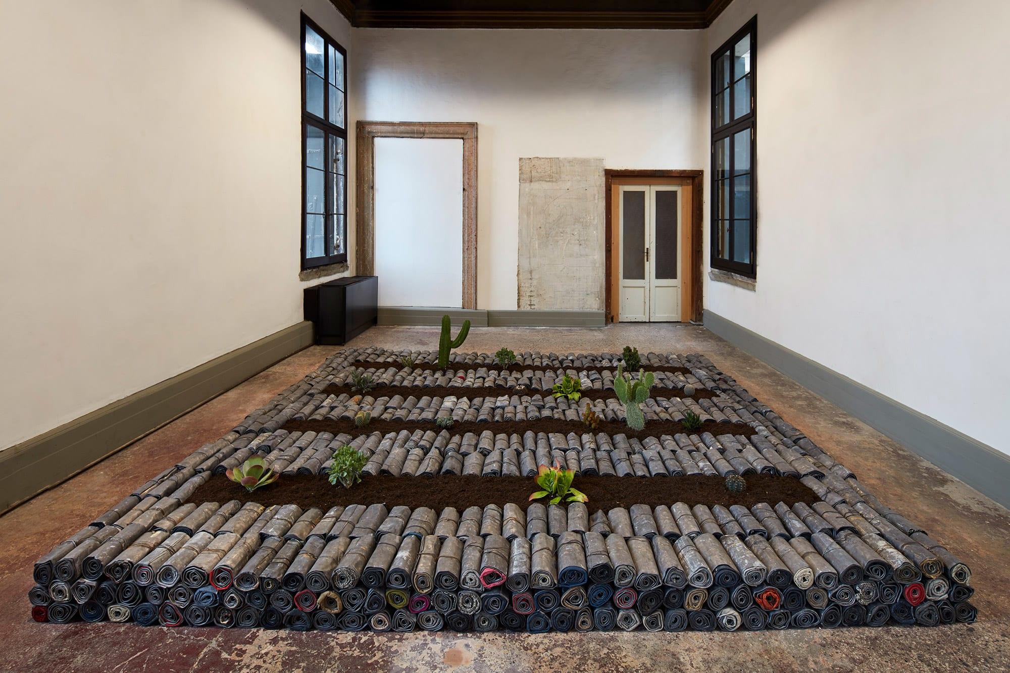 Jannis Kounellis | Fondazione Prada