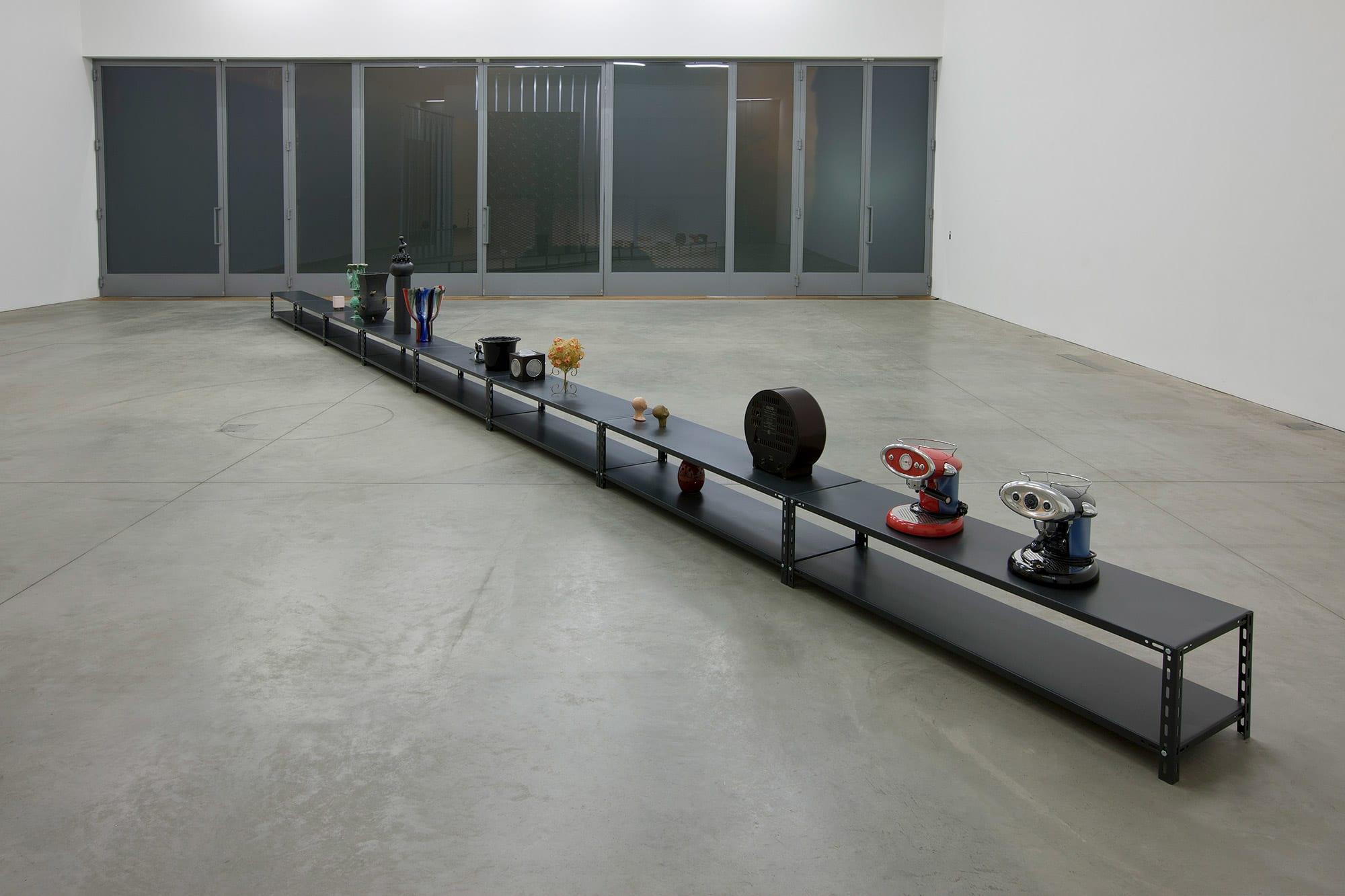 Haim Steinbach Galleria Lia