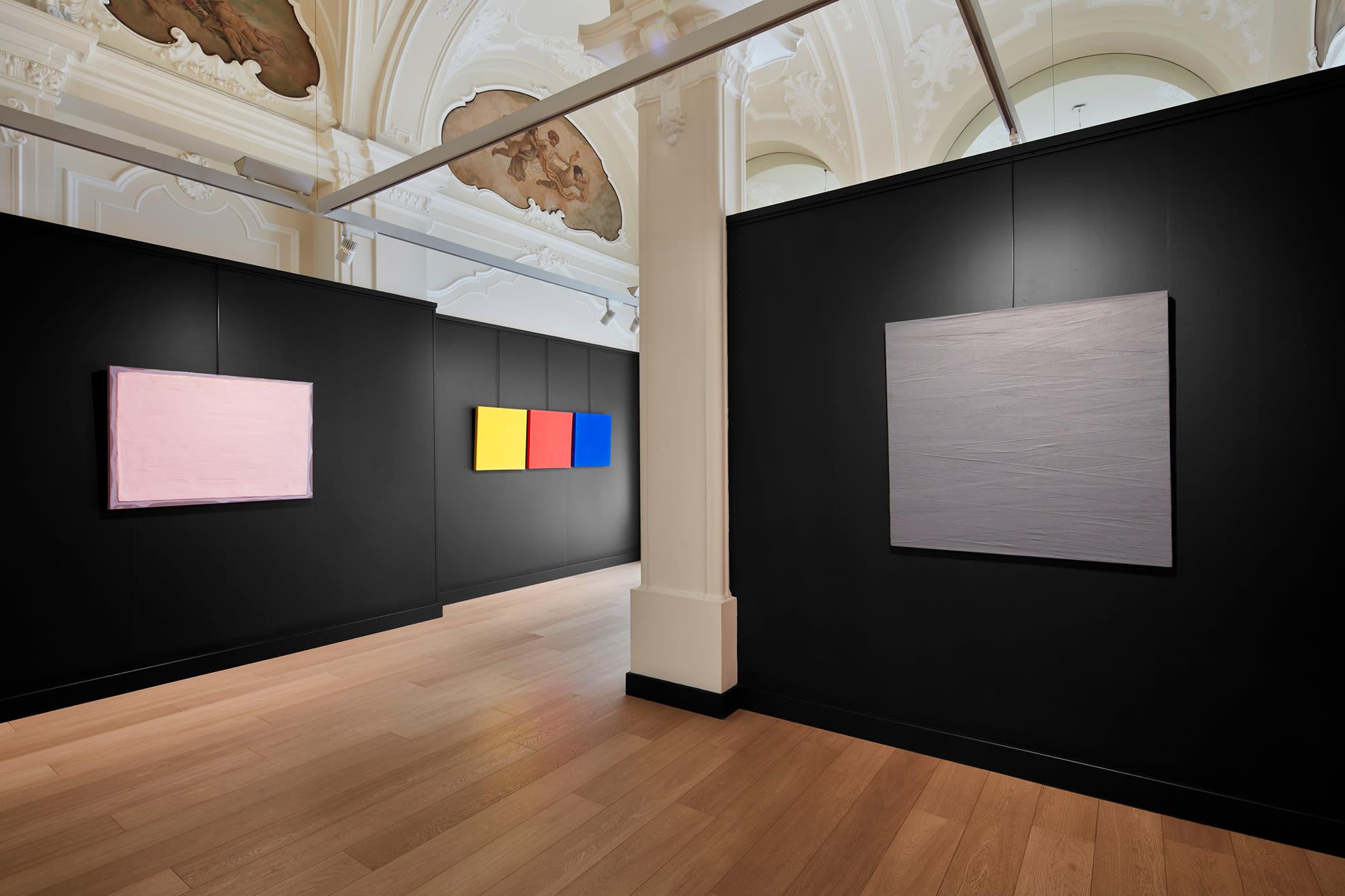 Pittura Analitica: Ieri e Oggi | Galleria Mazzoleni