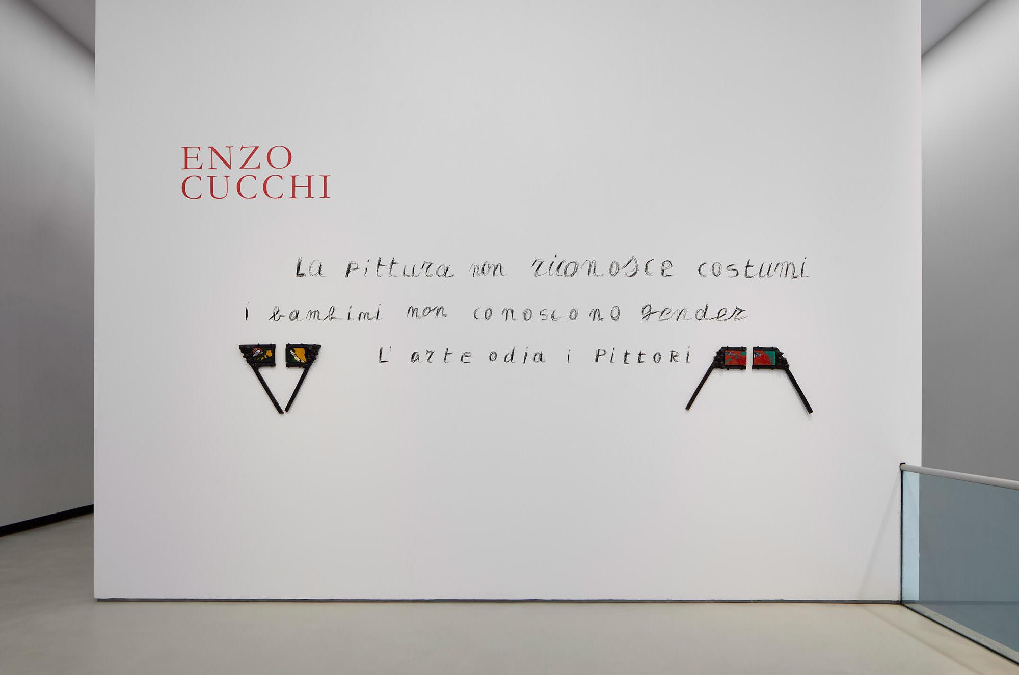 Enzo Cucchi | MAXXI