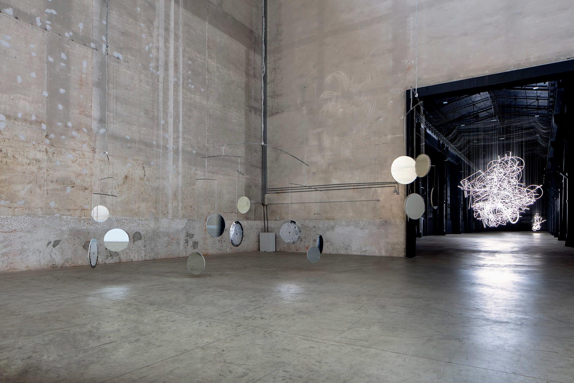 Hangar Cerith Wyn Evans Picture