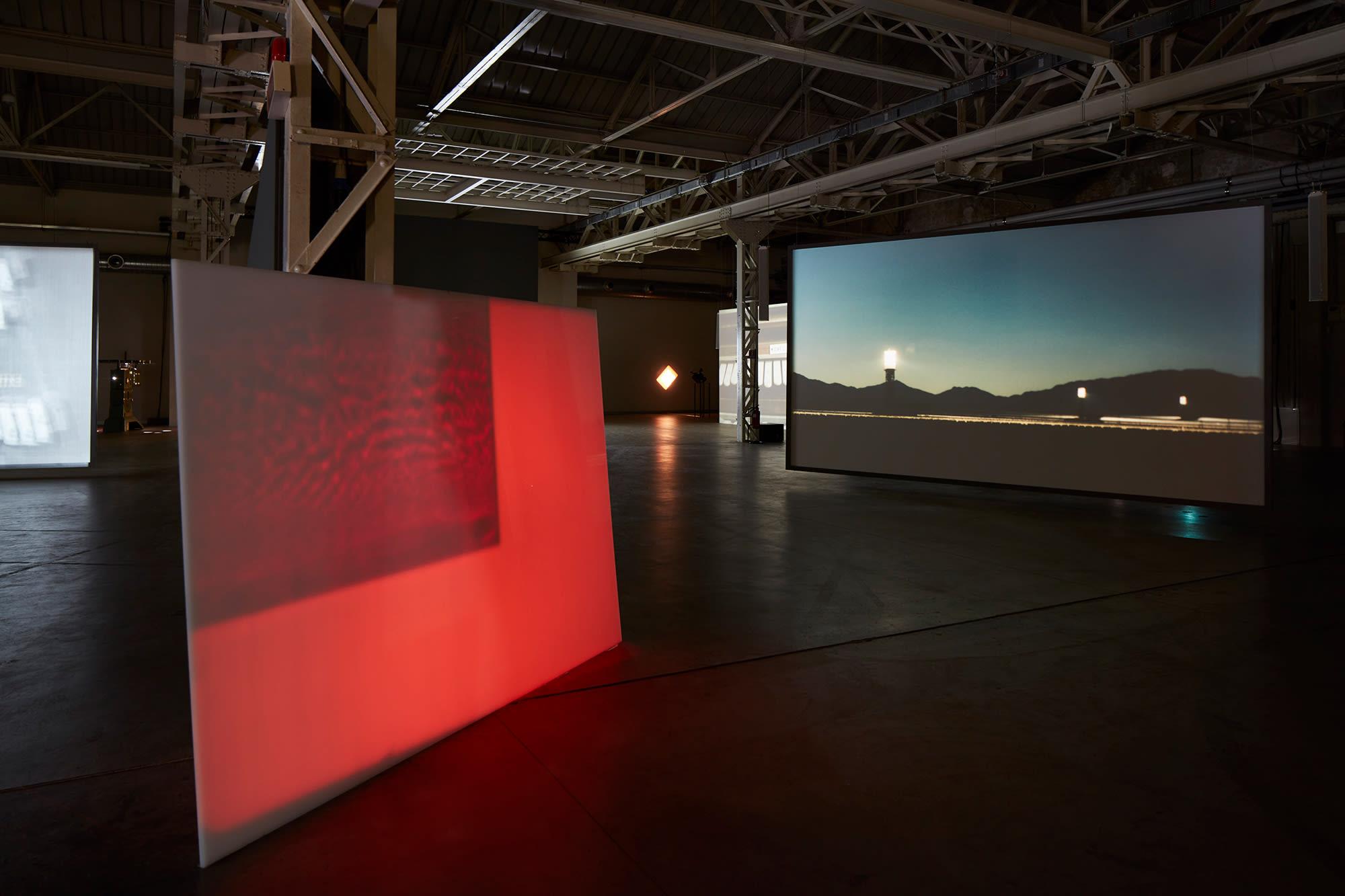 Hangar Rosa Barba Picture