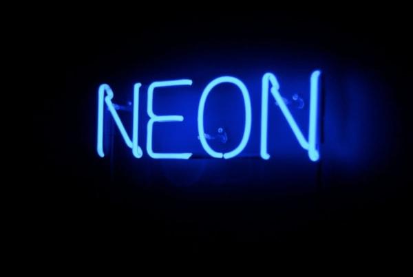 Joseph Kosuth | Neon | Galleria Mazzoleni