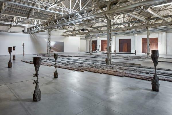 Hangar Giorgio Andreotta Calò Picture