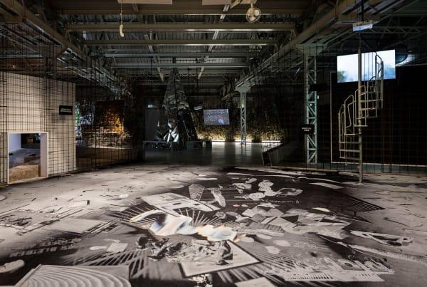 Hangar Laure Prouvost Picture