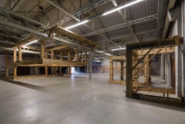 Hangar Petrit Halilaj Picture