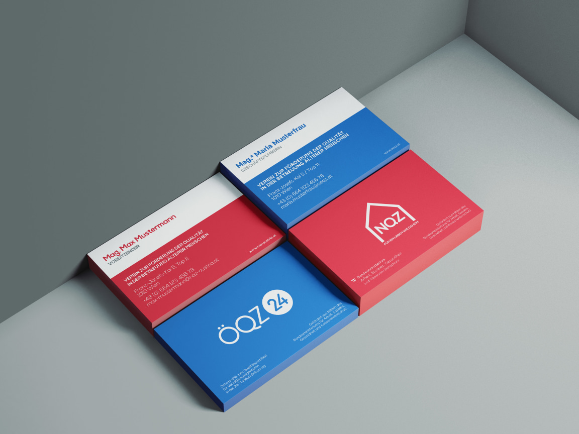 NQZ & ÖQZ Business Cards