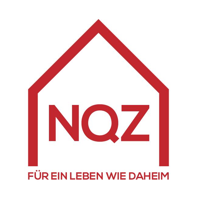 NQZ Logo Red on White