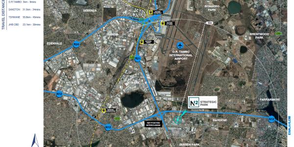Strategic Park N12