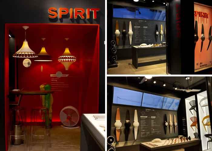 SPIRIT pelo Índio Costa A.U.D.T