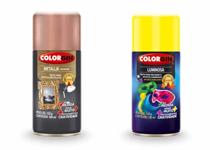Colorgin na medida de 190 ml