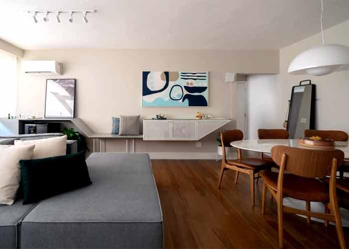 Apartamento Kim pelo Cota Arquitetura