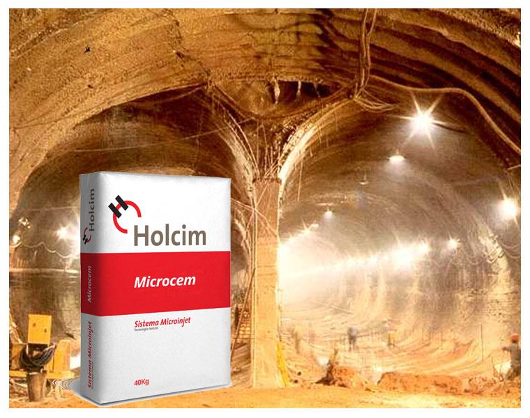 LafargeHolcim apresenta o Microcem