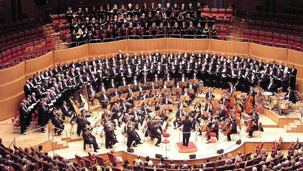 Kölner Philharmonie-Bühne