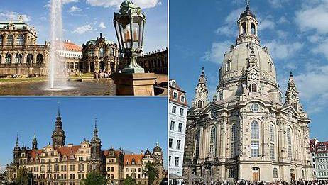 Dresden Montage