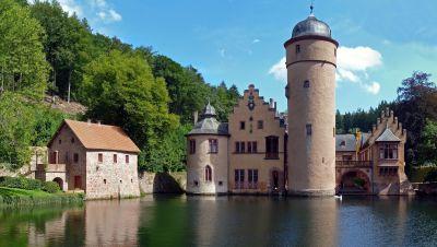 Wasserschloss_Mespelbrunn
