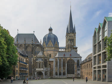 aachen-germany-imperial-cathedral