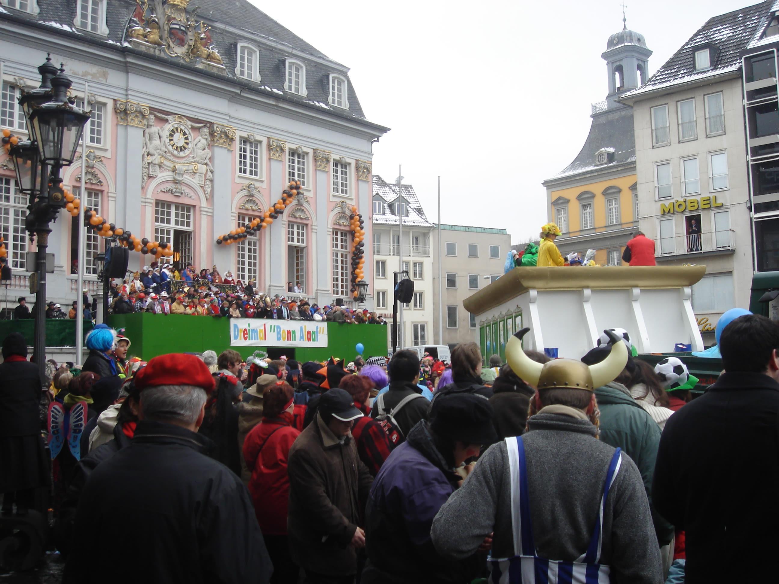 Karneval Bonn