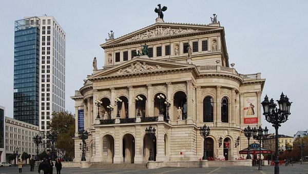 Alte Oper Frankfurt am Main 2012
