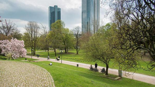 Frankfurt Taunusanlage