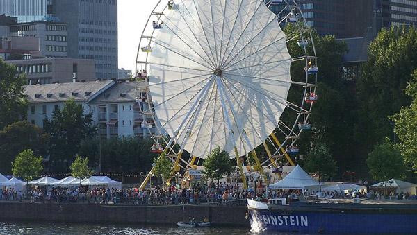 Museumsuferfest 2005 - Riesenrad
