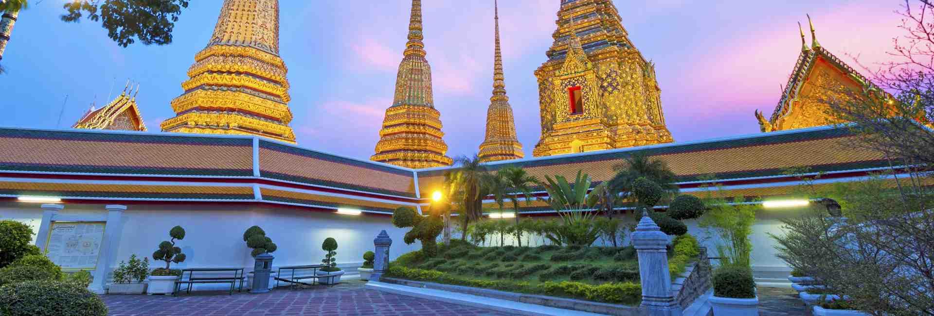 מקדש הבודהה השוכב בבנגקוק