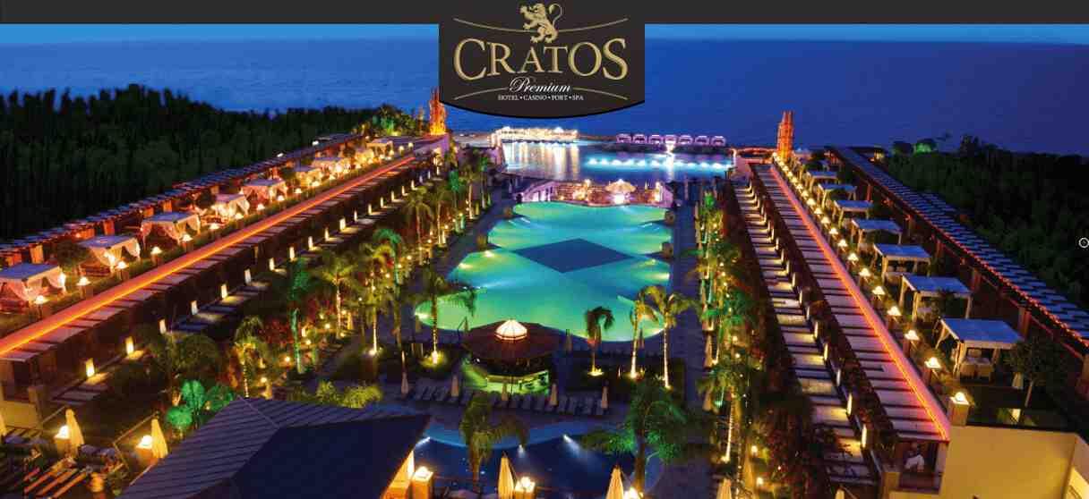 מלון קרטוס cratos