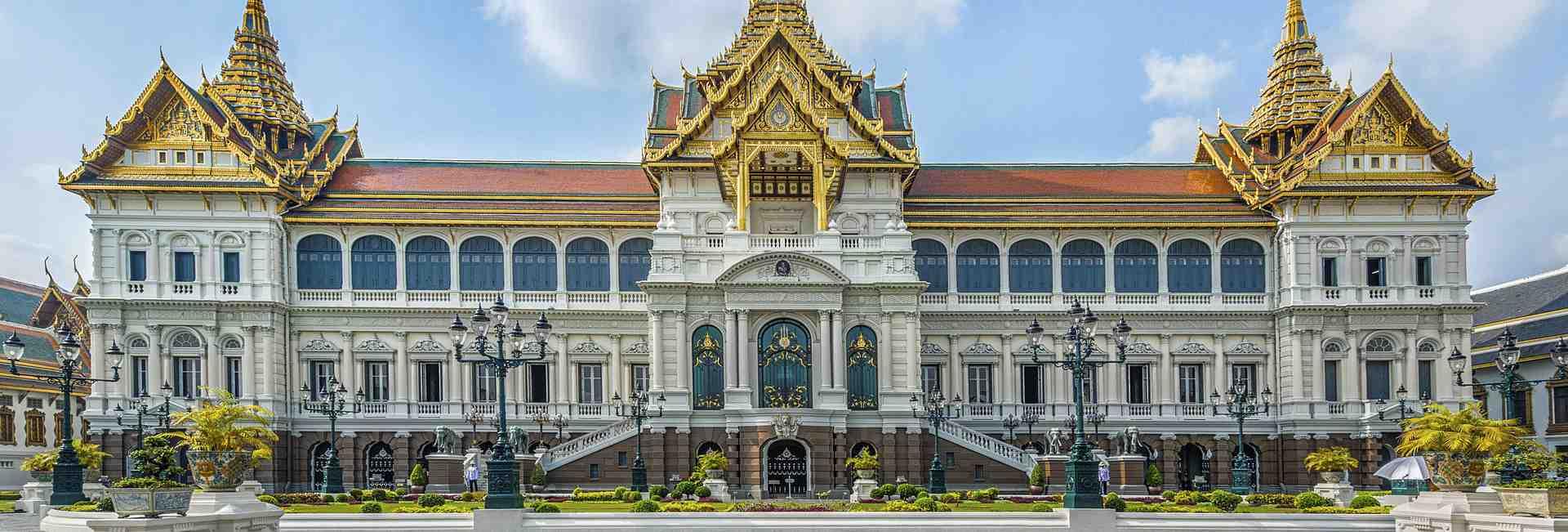 הארמון המלכותי בבנגקוק