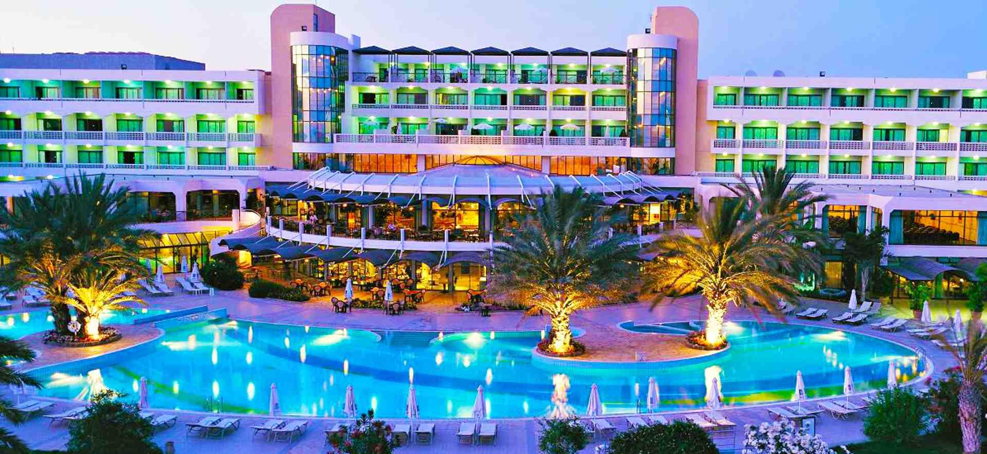 מלון אתנה ביץ'