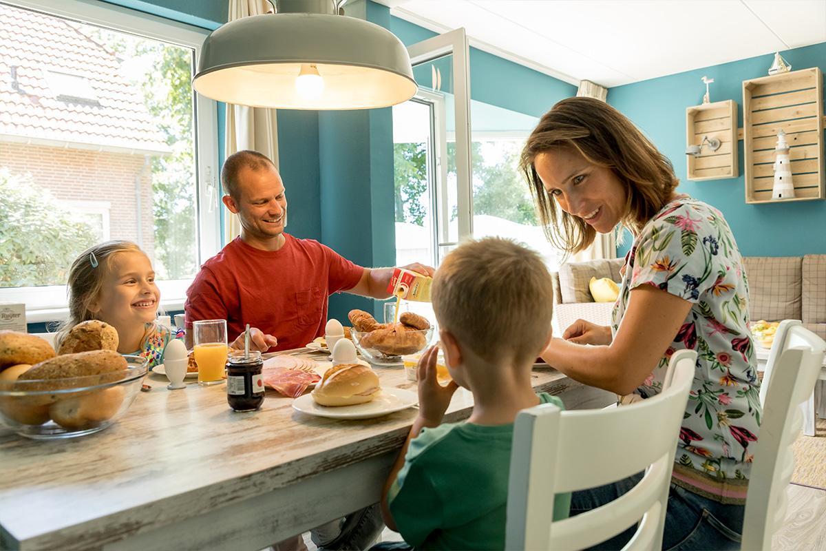 ארוחת בוקר לעצלנים
