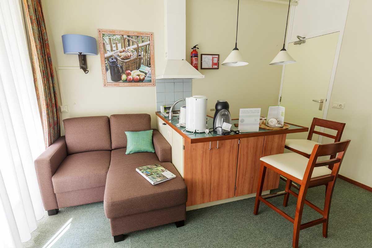 בית דירות ל 2 אנשים בכפר הנופש הט היידרבוס – 1