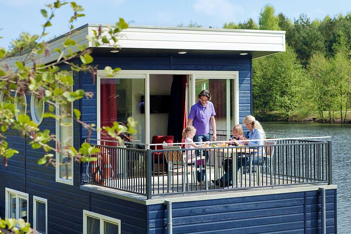בית סירה בכפר הנופש Bispinger Heide