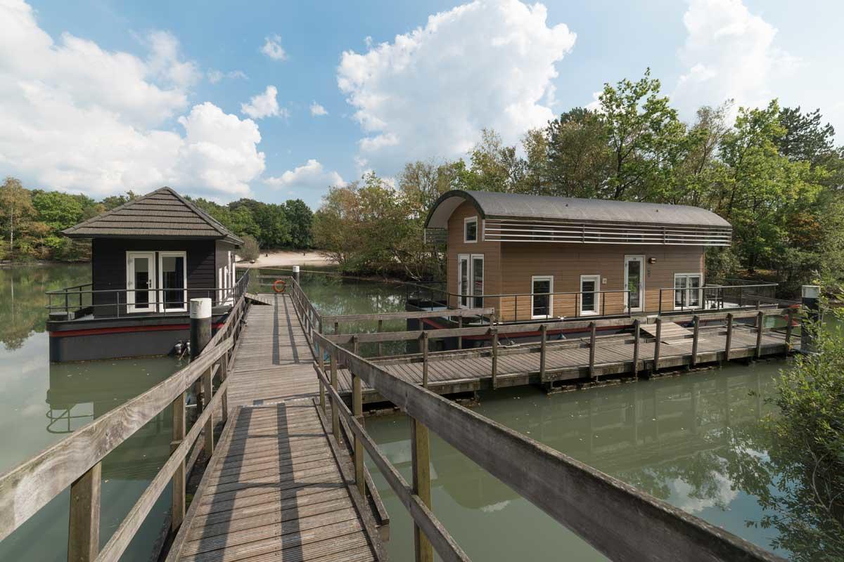 בית סירה בכפר הנופש De Kempervennen