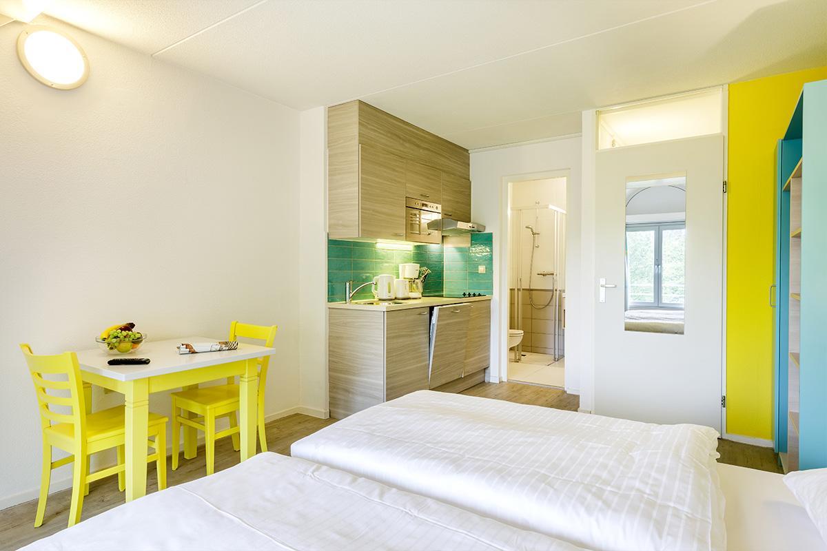 דירה מסוג קומפורט ל 2  אנשים בכפר הנופש פארק נורדזייקוסטה – 1